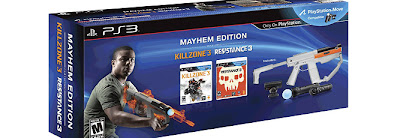 PlayStation Move Mayhem Bundle for $99.99 At Best Buy