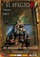 Imagen oficial de la película 'El efecto K. El montador de Stalin'