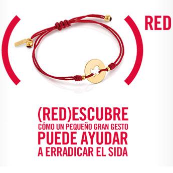 Tous Red pulseras solidarias