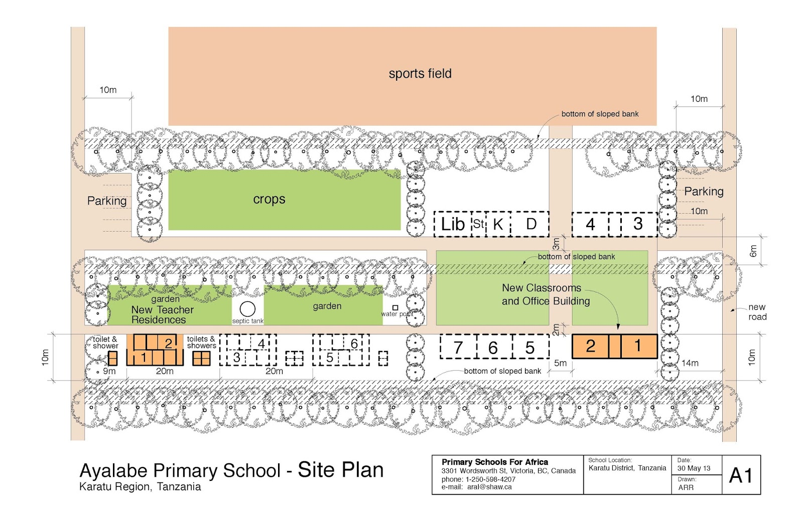 School plan picture in south africa modern house for Modern site plan