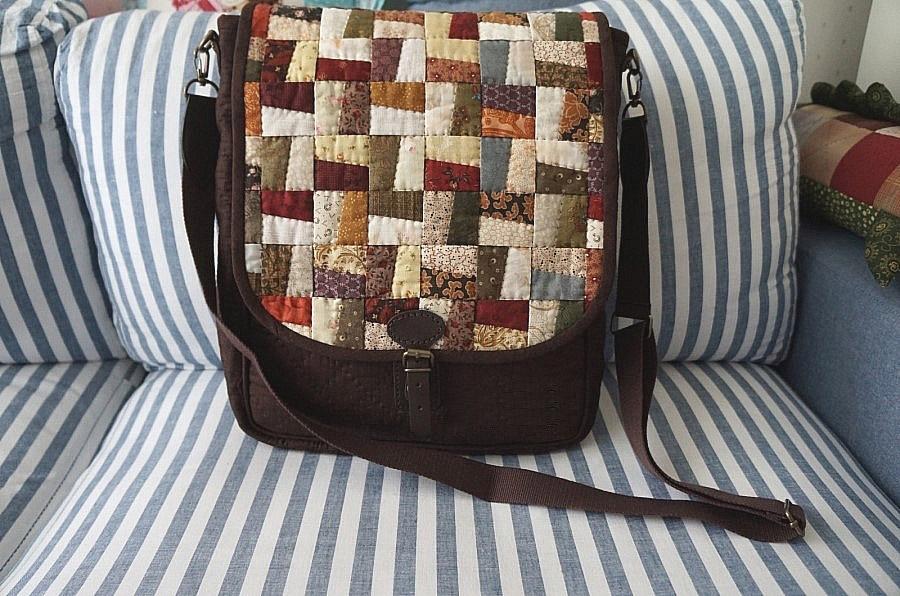 Шитье сумки мастер класс поделка #6