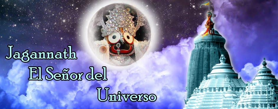 Jagannath el Señor del Universo