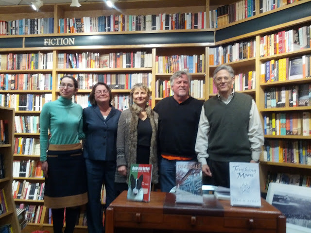 Jill Yesko, author of Murder in the Dog Park at The Ivy Bookshop in Baltimore