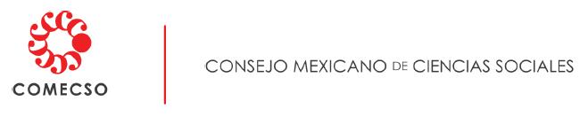Consejo Mexicano de Ciencias Sociales