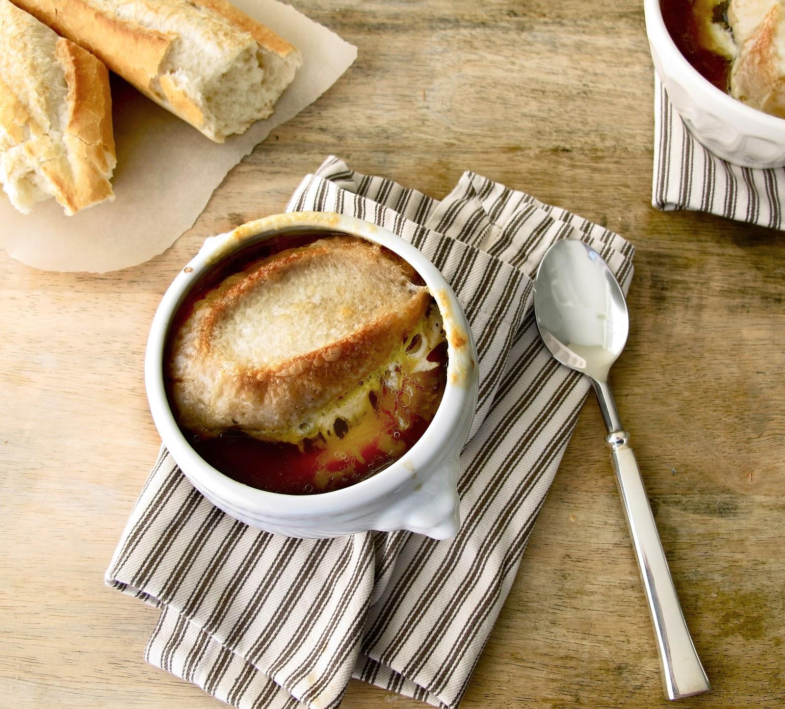 Jenny Steffens Hobick: French Onion Soup | Recipe | Soup