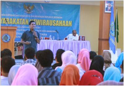 Muhammad Ihsan -  Sharing Kewirausahaan