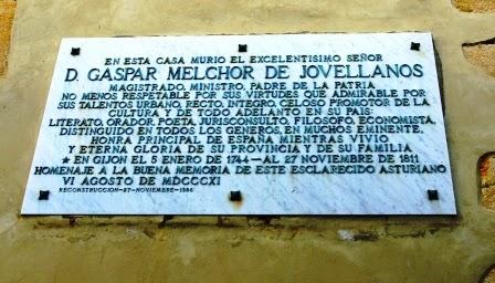 Asturias para disfrutar puerto de vega - Antigua casa jove ...