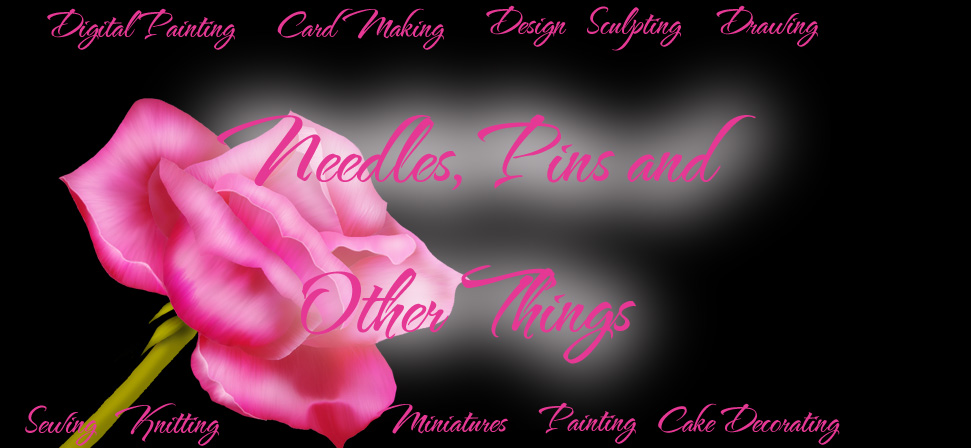 Needles, Pins and Other Things!