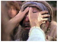 O espiritualmente cego