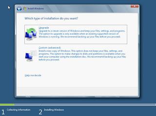 Cara Instal Windows 8 ( Lengkap Dengan Gambar )