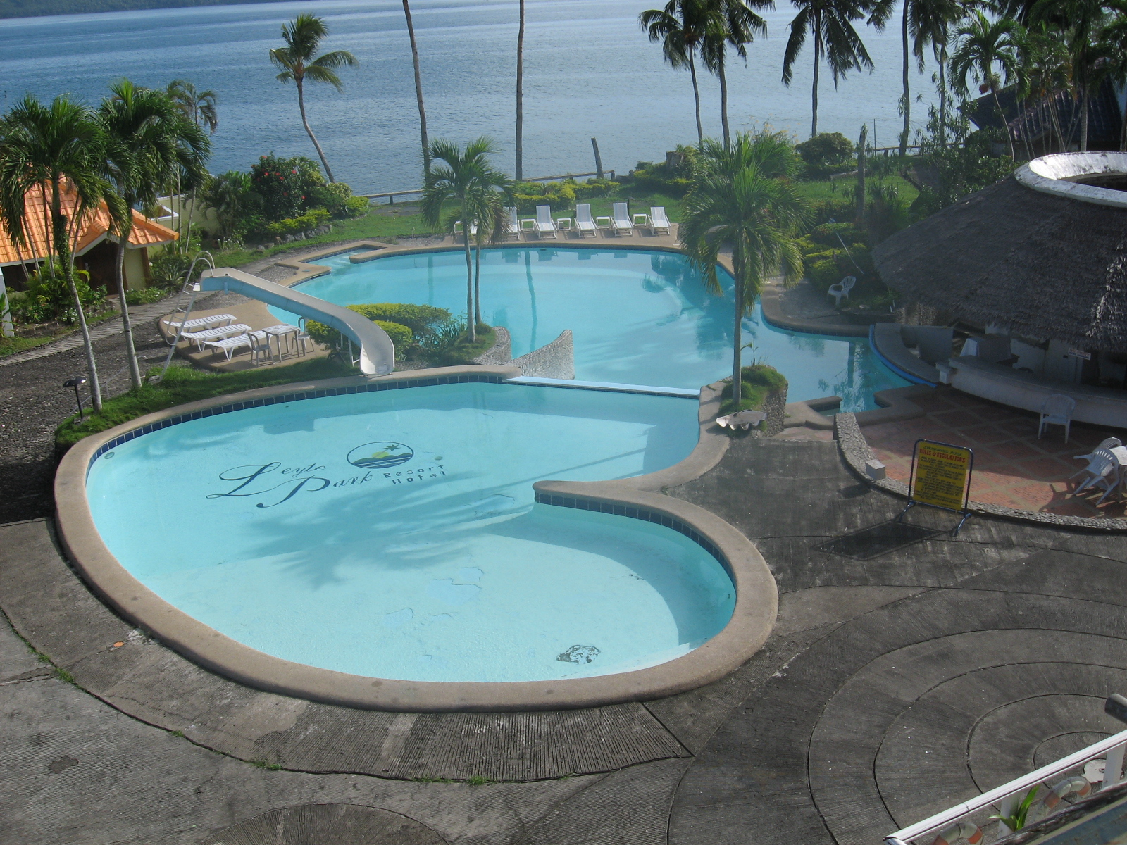 F y i fire your imagination hotel and inn review leyte park resort hotel tacloban city leyte for Swimming pool in tacloban city