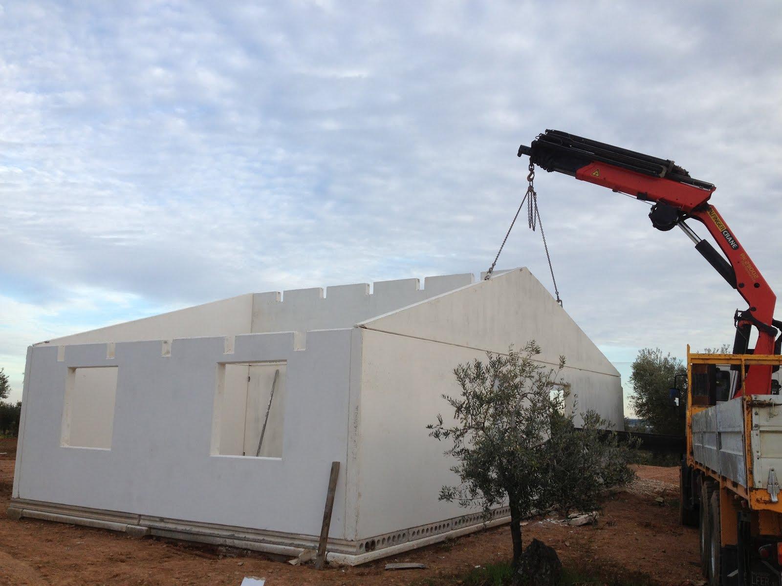 Casa de este alojamiento construir una casas con panel for Casas de panel sandwich de segunda mano