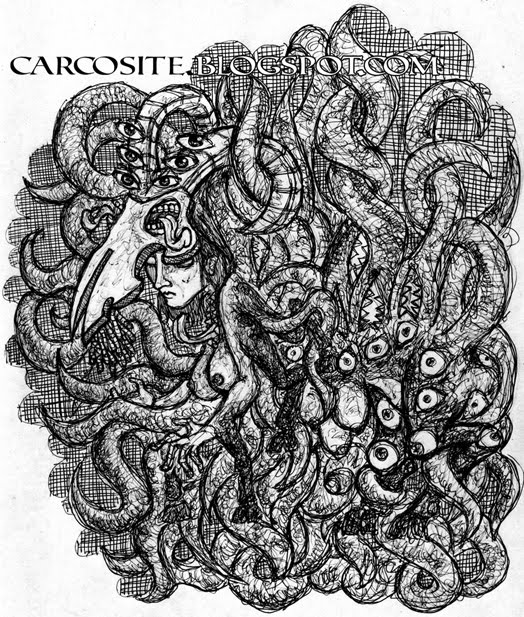 carcosites The Carcosite: Eliphas With a Thousand Young