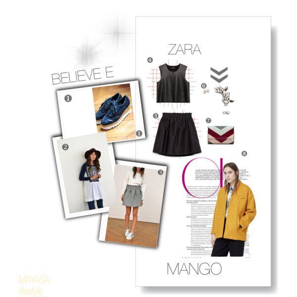 wishlit 3 marques believe e zara mango