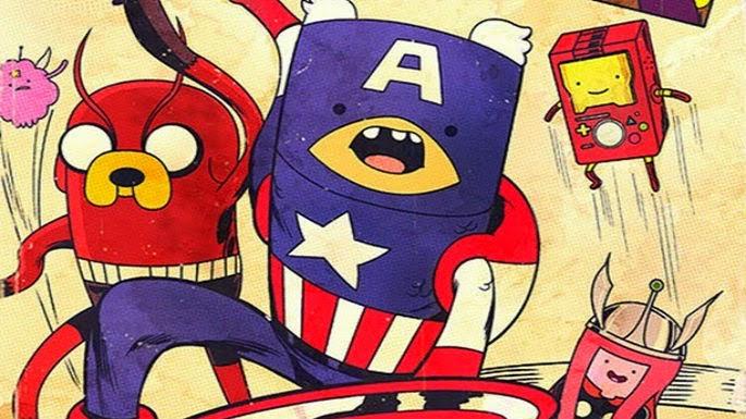'Avenger Time'