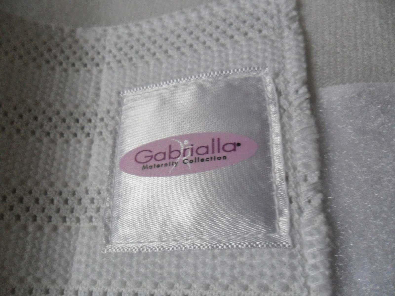 Gabrialla Maternity Support Belt ITA-MED. Medbarn Review (Blu me away or Pink of me Event)