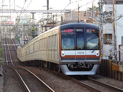 東急東横線 急行 志木行き1 10000系