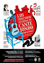 "CONCURSO DE CANTE JONDO ""ANTONIO MAIRENA"""
