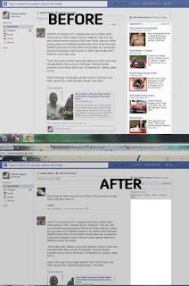 Penampakan Iklan Facebook