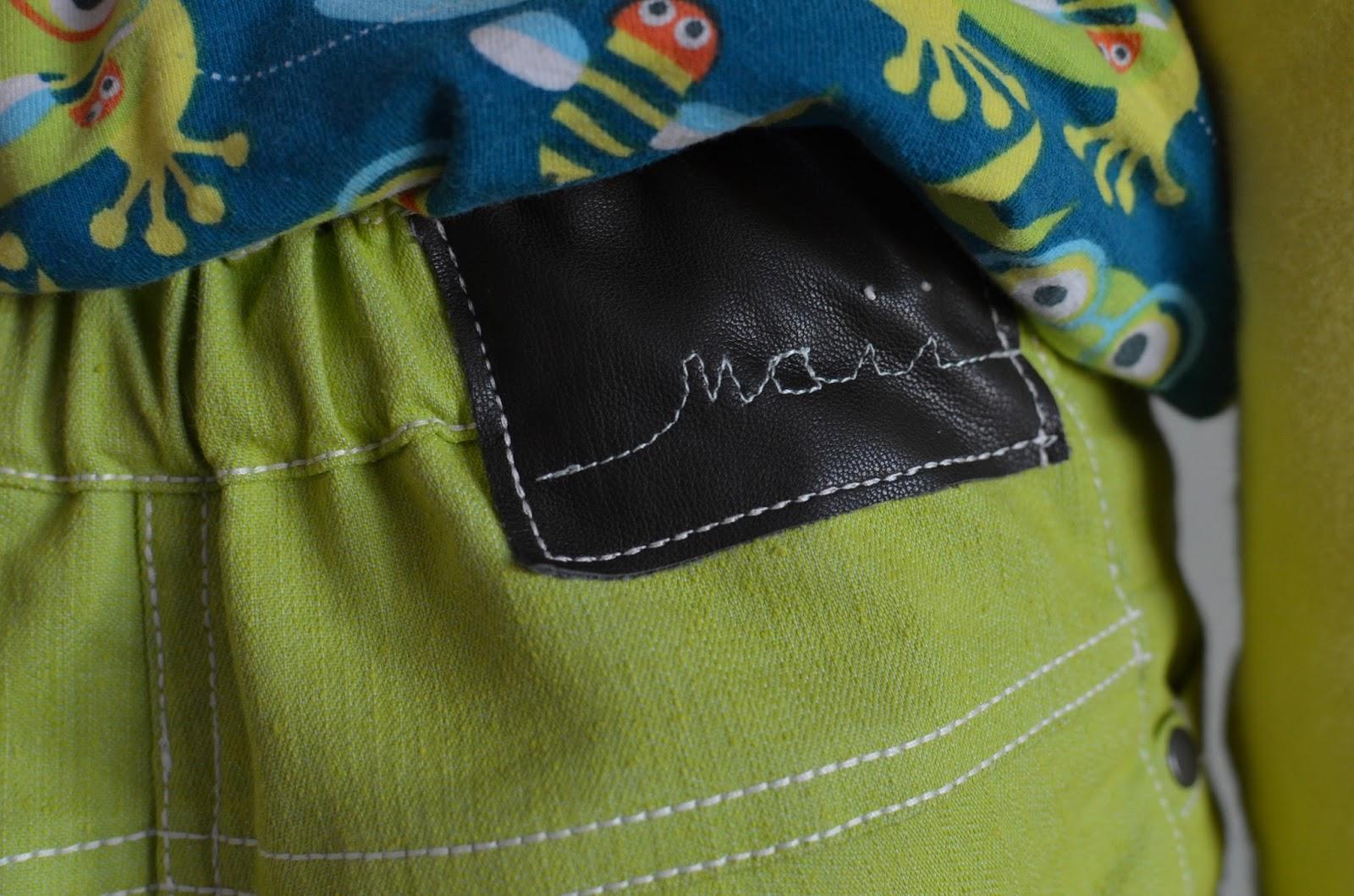 Lindy hop verde