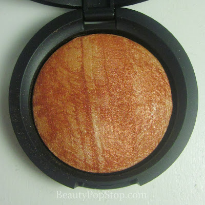 Laura Geller Baked Brulee Blush Gingerbread Review