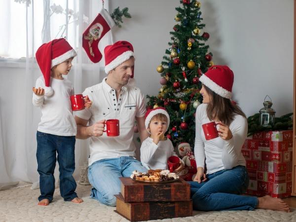 17 cosas divertidas que hacer en familia esta navidad - Como hacer cosas para navidad ...