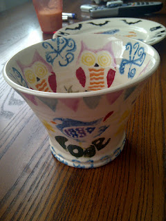 make your own pottery, stamping, eden pottery