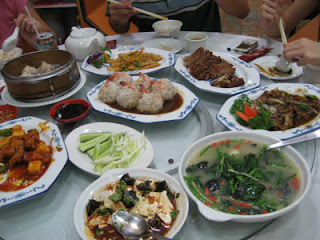 Authentic Chinese Meals