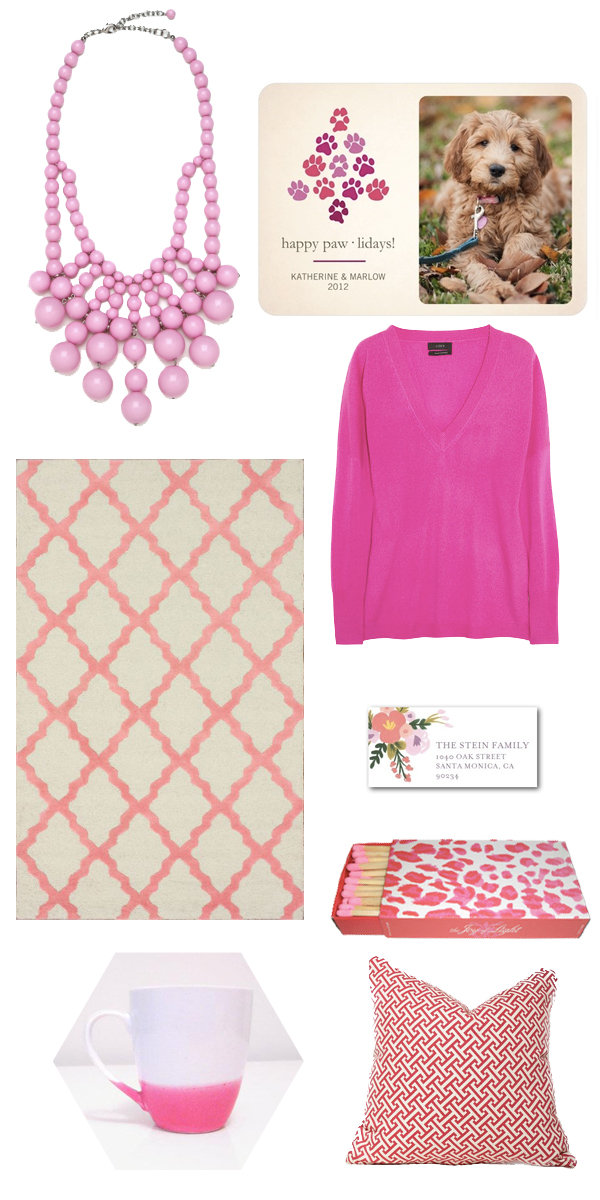 Pink Pieces for Breast Cancer Awareness Month