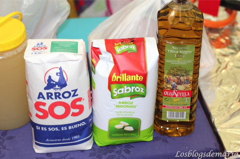X concurso de recetas caseras de arroz