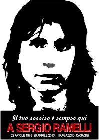 A SERGIO RAMELLI!