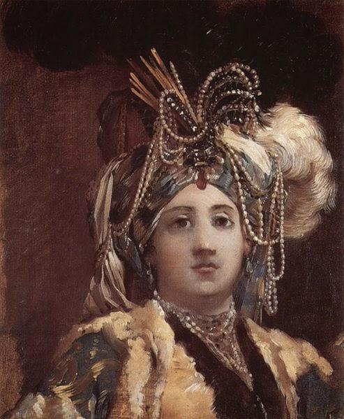Sultane Reine, 1748