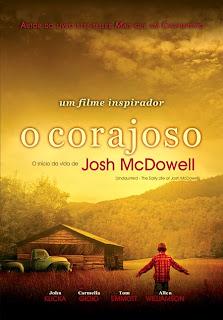 Assistir O Corajoso: O Início da Vida de Josh McDowell Dublado Online HD