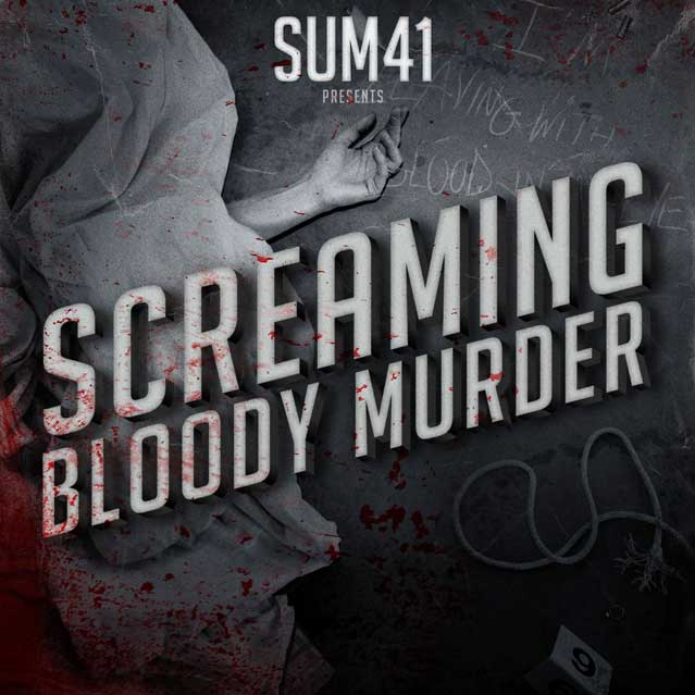 Sum 41 - Blood In My Eyes [2011 Single-punck rock]