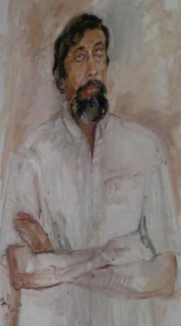 Paintings of Prof. Sarath Chandrajeewa