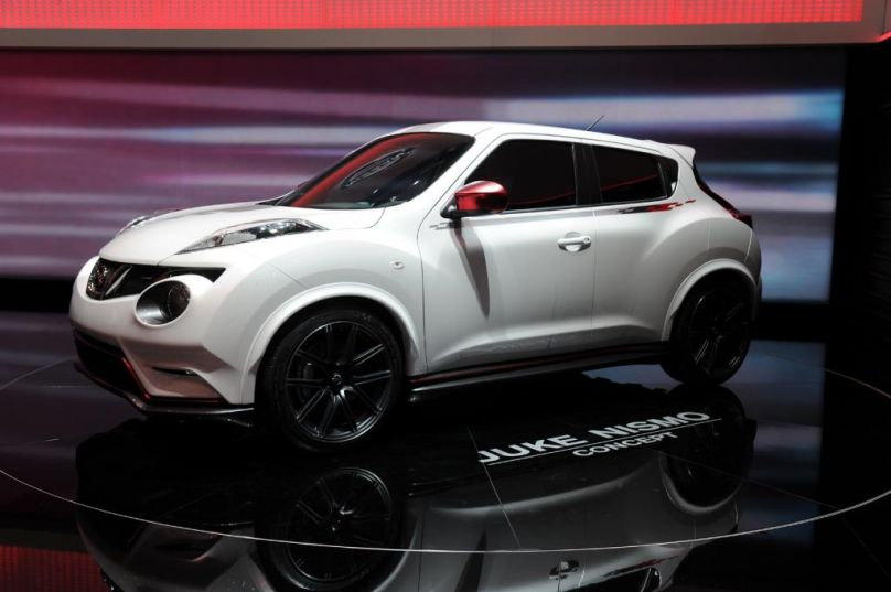 2013 nissan juke nismo review specs price pictures. Black Bedroom Furniture Sets. Home Design Ideas