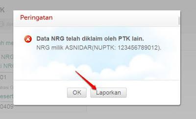 Sengketa NRG
