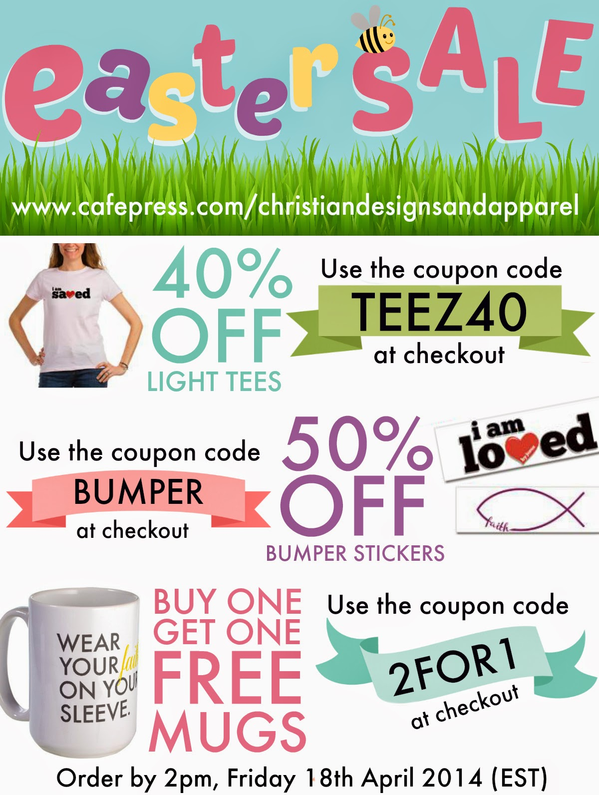Cafepress Sales coupons