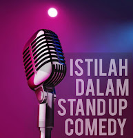 Istilah Stand Up Comedy