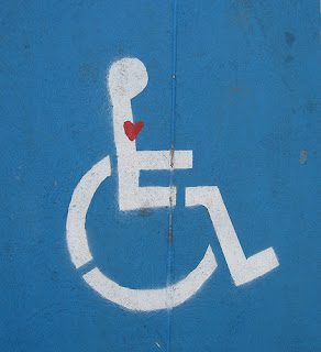 Handicap Bathroom Video On Facebook love that max : should people who steal handicap parking spots be