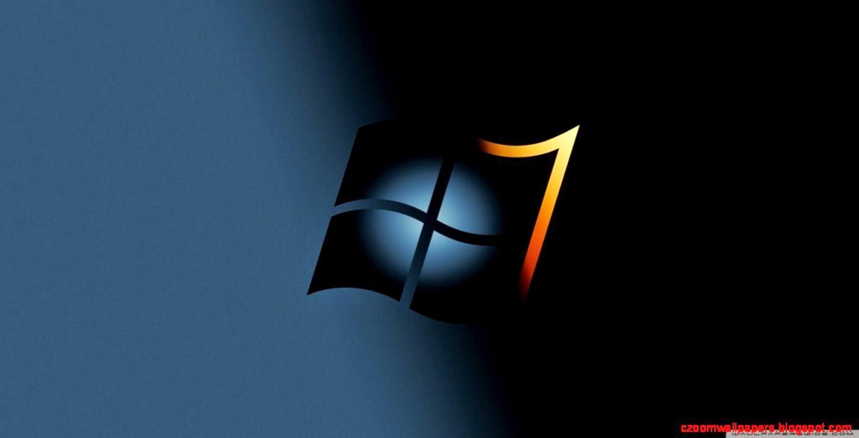 windows xp desktop icons black background zoom wallpapers