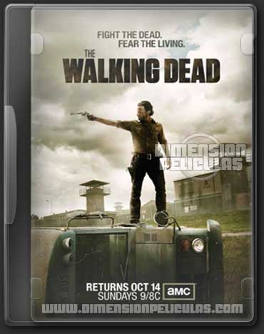The Walking Dead (Temporada 3 HDTV Inglés Subtitulada)
