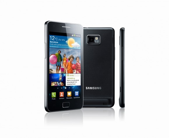 top 10 smartphones - samsung galaxy phone S3
