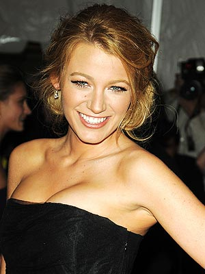 blake lively hair updo top actress