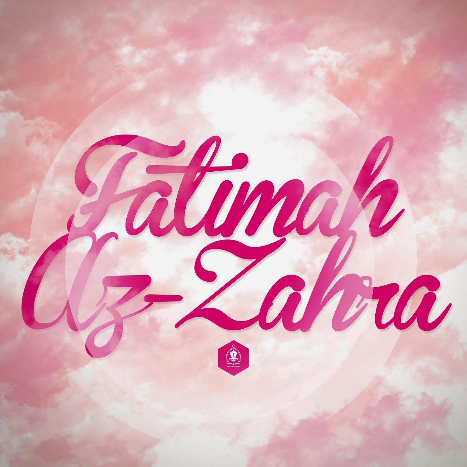 Kenali Fatimah Az Zahra Bunga Yang Mekar Semerbak