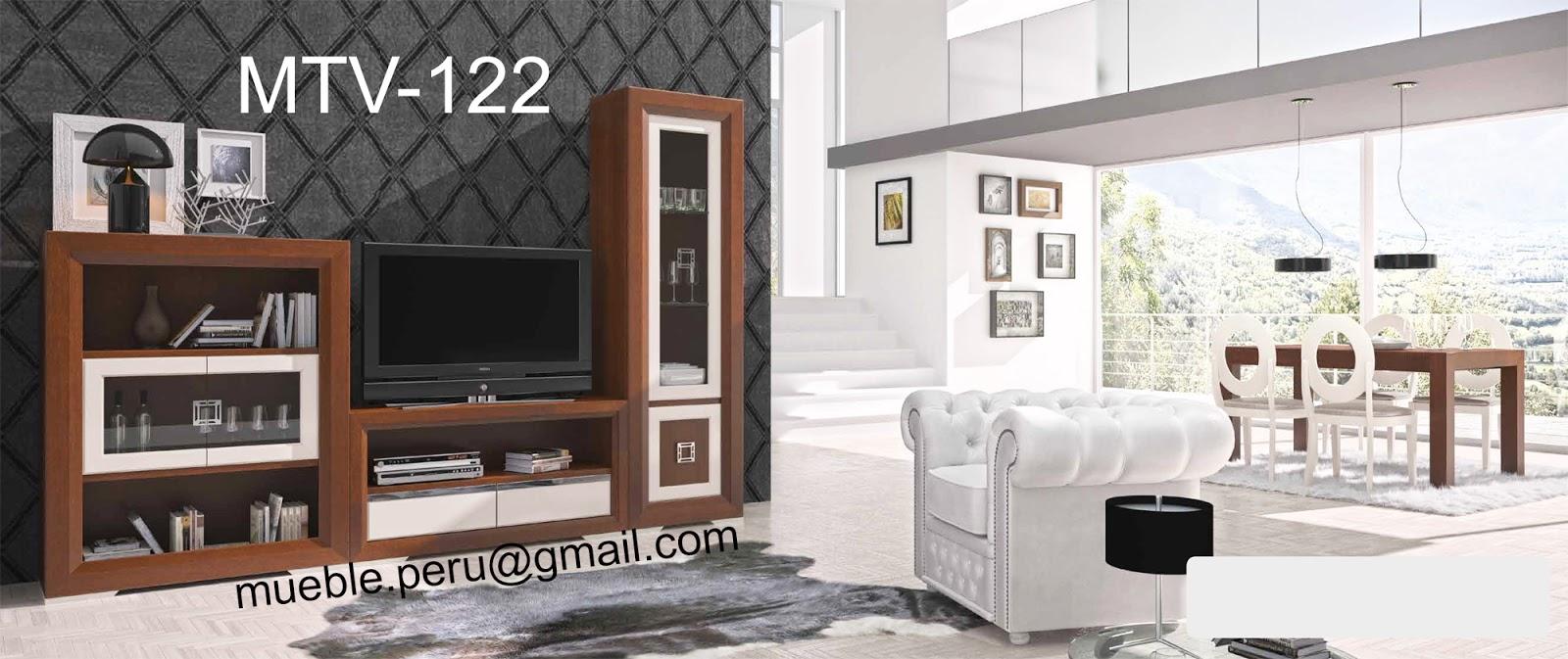 Mueble Per Muebles De Sala Modernos Centros De