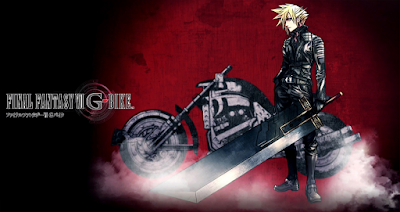 FINAL FANTASY G-BIKE VII Apk v1.8.0 (Mod.Unlimited Coins & Gems)