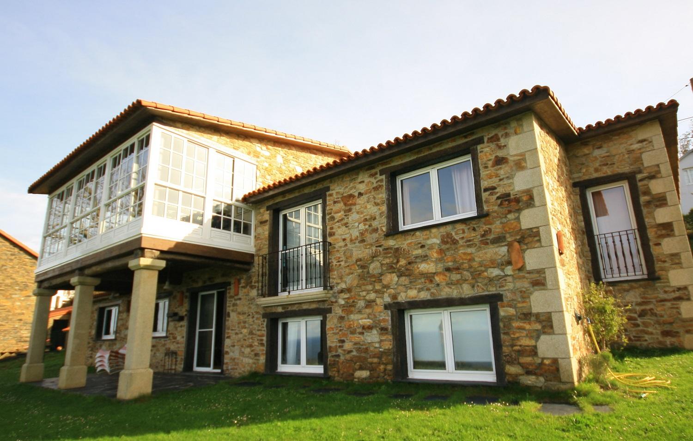 Construcciones r sticas gallegas casas a medida - Diseno casas rusticas ...