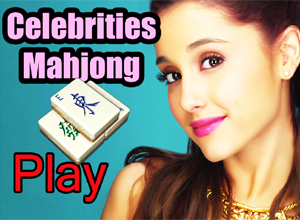 Celebrities Mahjong