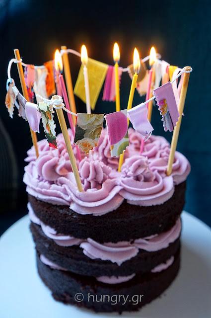 Birthday Cake-DIY